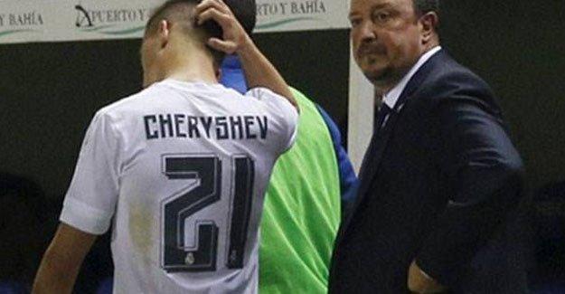 Real Madrid, Kupa'dan atıldı