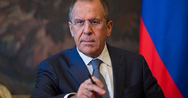 Lavrov: Türkiye neden ABD'nin müttefiki Kürtleri bombalıyor?