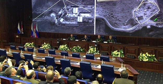 """Rusya: """"IŞİD petrolü Batman'daki Tüpraş'a gidiyor"""""""