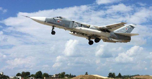 Rusya: ÖSO'yu desteklemek için teröristlere hava saldırıları düzenliyoruz