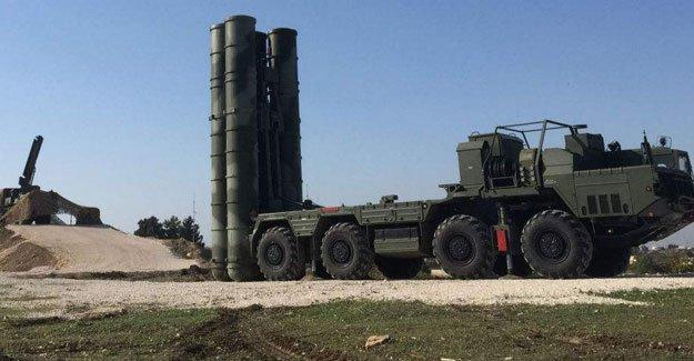 Rusya: S-400, Suriye hava sahasına düzen getirdi