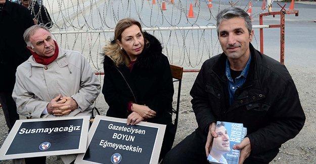 Şener'den Silivri cezaevi müdürüne, Dündar'a ve Gül'e kitap hediyesi