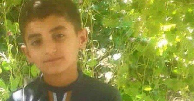Silopi'de 11 yaşındaki Mehmet Mete hayatını kaybetti