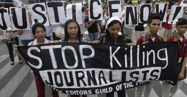 Sınır Tanımayan Gazeteciler: 2015'te 110 gazeteci öldürüldü