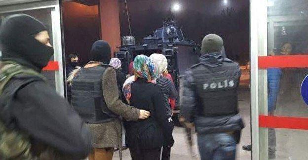 Şırnak'ta dokuz kadın öğrenci serbest bırakıldı