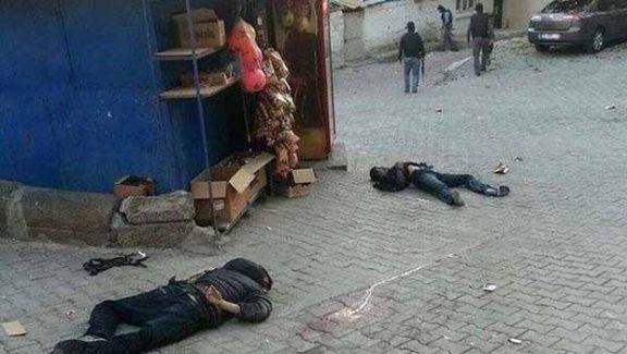 Sur'da ölü bulunan gencin amcası: Kafasını kaldırıyor kafasına sıkıyorlar
