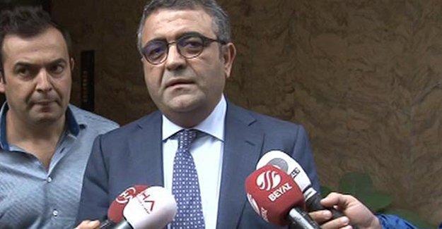 Tanrıkulu: Parlamento bir irade ortaya koymazsa bölge Suriyeleşecek