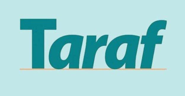Taraf'ın Twitter hesabı, maaşını alamayan çalışanları savunmaya başladı