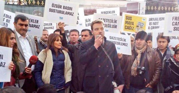 TGS: Gazetecilik hapsedilemez