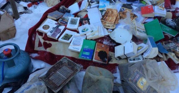 TSK'dan 'Kürtçe İncil ele geçirdik' açıklaması
