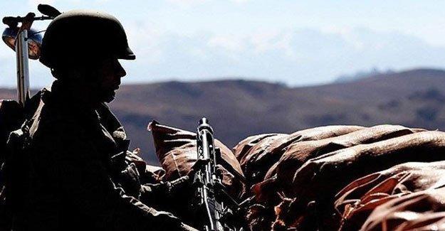 Sur'da patlama : 1 asker hayatını kaybetti, 3 asker yaralı