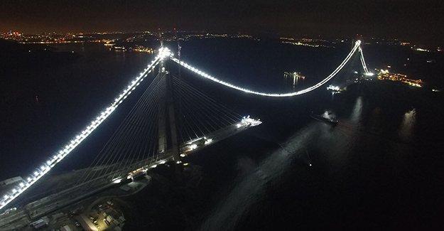 Ulaştırma Bakanı, 3. Köprü'nün ne zaman açılacağını açıkladı