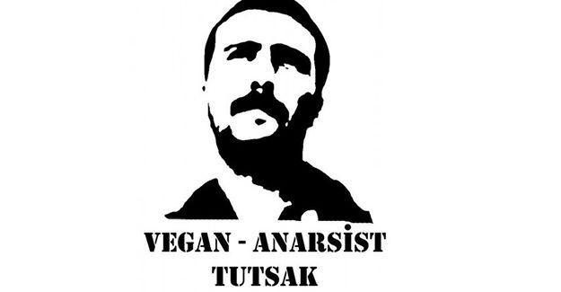 Vegan mahpus Osman Evcan için eylem çağrısı