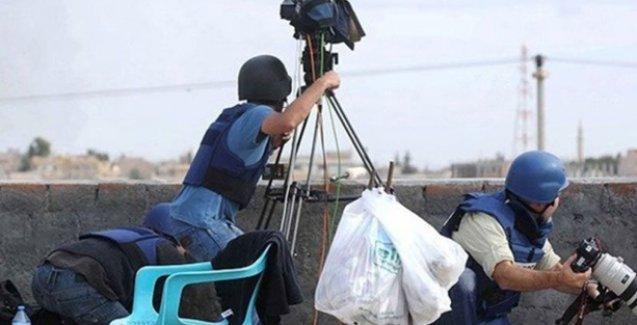 2015'te 53 gazeteci öldürüldü