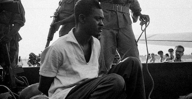 """Afrika'nın """"Che Guevarası"""": Lumumba"""