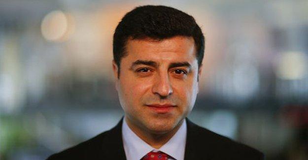 Demirtaş: 'Ahmet Hakan'a gece gündüz AKP propagandası yaptıracaksınız' dediler