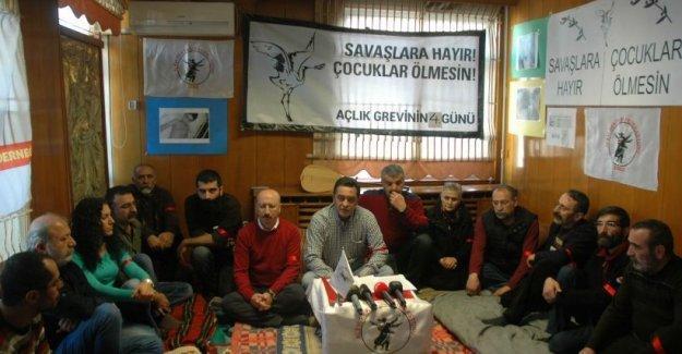 Alevilerin Ankara'daki açlık grevi sona erdi