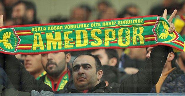 Amedspor: Ceza kalkmazsa Fenerbahçe maçına çıkmayız