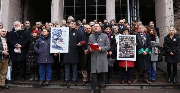 Ankara katliamı için adalet istiyoruz