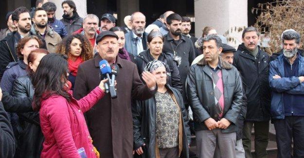 Ankara Katliamı'nda yitirilenlerin aileleri gizlilik kararının kalkmasını istedi