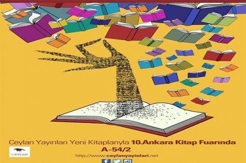 Ankara Kitap Fuarı'nda sansür skandalı! Sebep: Rojavalı kadın direnişçilerin fotoğrafı