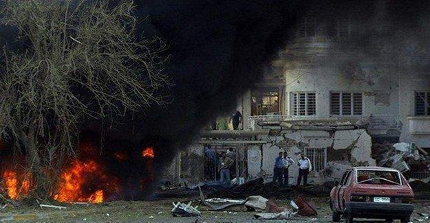 Bağdat'taki alışveriş merkezi saldırısını IŞİD üstlendi