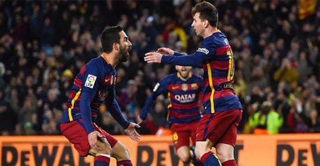 Barcelona 8. galibiyetini aldı