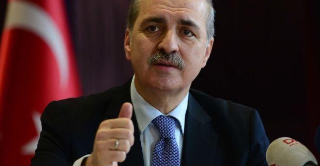 Başbakan Yardımcısı Kurtulmuş, başkanlık sistemini savundu