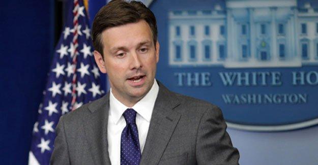 Beyaz Saray'dan, Cenevre toplantısının ilk gününde açıklama