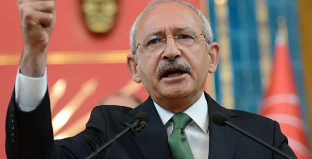 Bir soruşturma da Kemal Kılıçdaroğlu'na