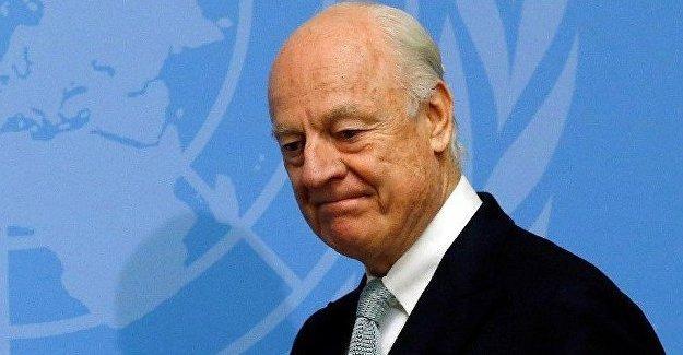 BM Suriye Özel Temsilcisi'nden seçimlere ilişkin açıklamalar