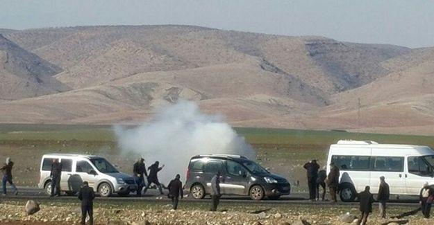 Cizre 'Botan' yürüyüşüne saldırı