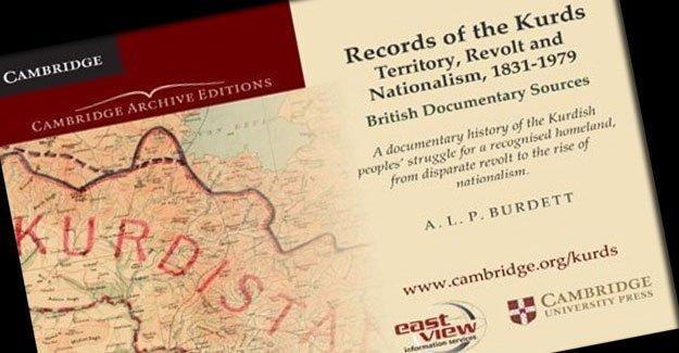 Cambridge Üniversitesi, 13 ciltlik Kürtler Ansiklopedisi'ni bastı