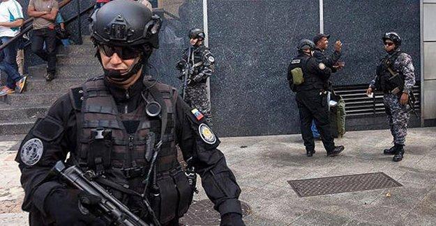 Caracas, dünyanın en tehlikeli kenti oldu