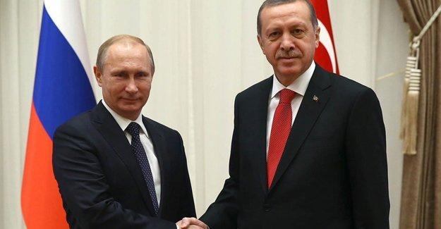 """""""Putin'le görüşmek istedim, geri dönüş olmadı"""""""