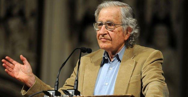 Chomsky, Erdoğan'ı 'katil' olarak niteledi