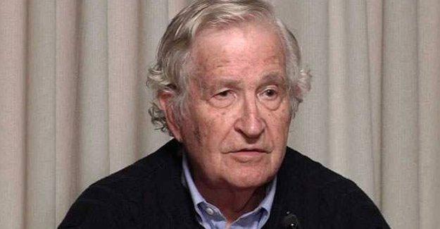 Chomsky: Türkiye'ye Kürtlerin ve muhaliflerin davetiyle giderim