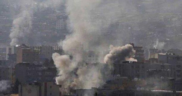 Cizre'de yaralıların bulunduğu bodrum katına saldırı