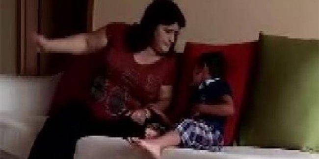 Çocuğunu döven anne psikiyatri servisine yatırıldı, çocuklar koruma altına alındı