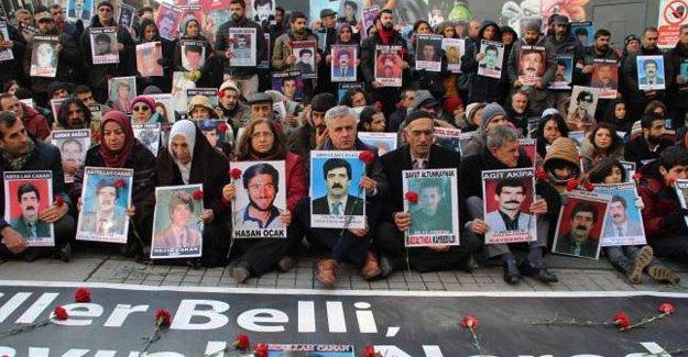 Cumartesi Anneleri: Cizre'de cenazelerin alınamaması bu ülkenin utancıdır