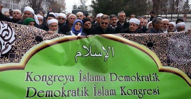 Demoktatik İslam Kongresi bileşenleri: Bu kör savaş bitmeli
