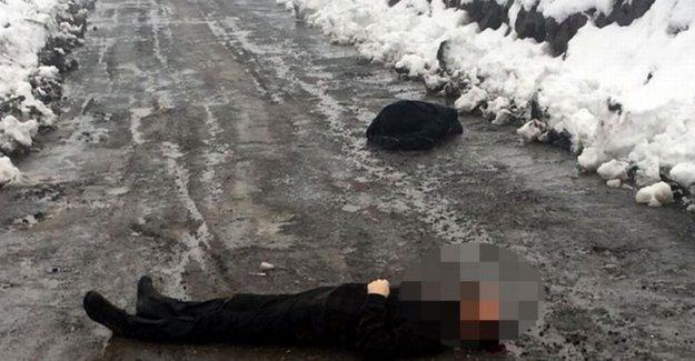 Diyarbakır'da yol kenarında iki ceset bulundu
