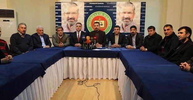 Diyarbakır'daki 14 kitle örgütü: Müzakereler yeniden başlamalı
