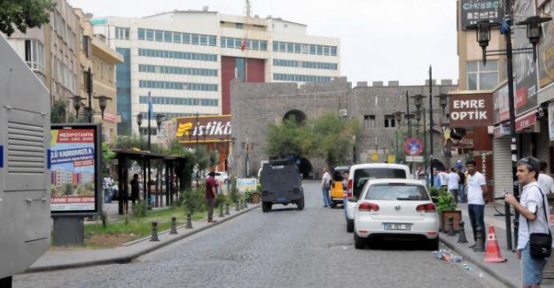 Diyarbakır'ın Sur ilçesinde 1 asker öldü