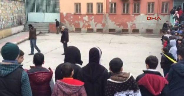 Diyarbakır'da patlama: 5 çocuk yaralı