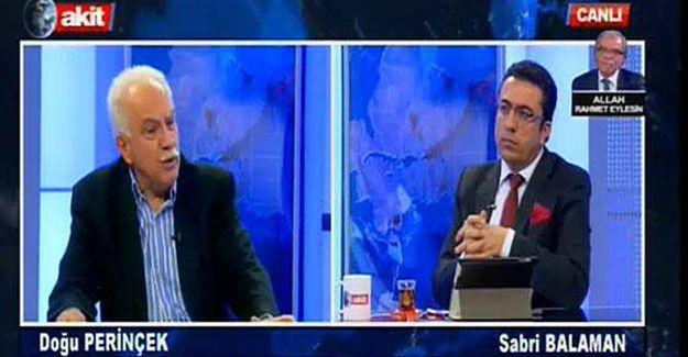 Doğu Perinçek Akit TV'de