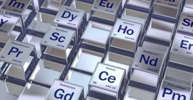 Dört yeni kimyasal element keşfedildi