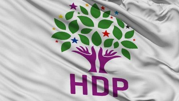 HDP'den Brüksel açıklaması