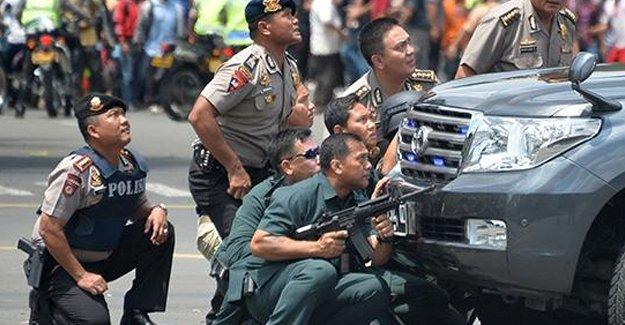 Endonezya'daki saldırıları IŞİD üstlendi