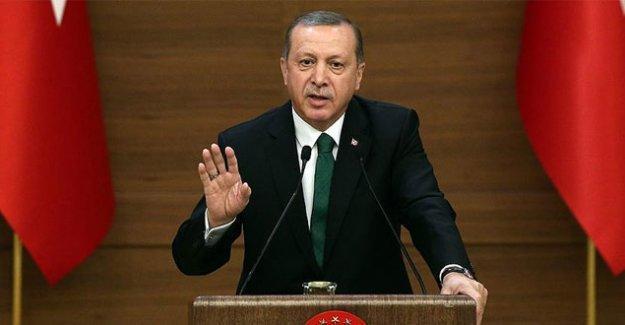 Erdoğan'a göre 'İdam kararı doğru ya da yanlış, iç hukuk meselesi'